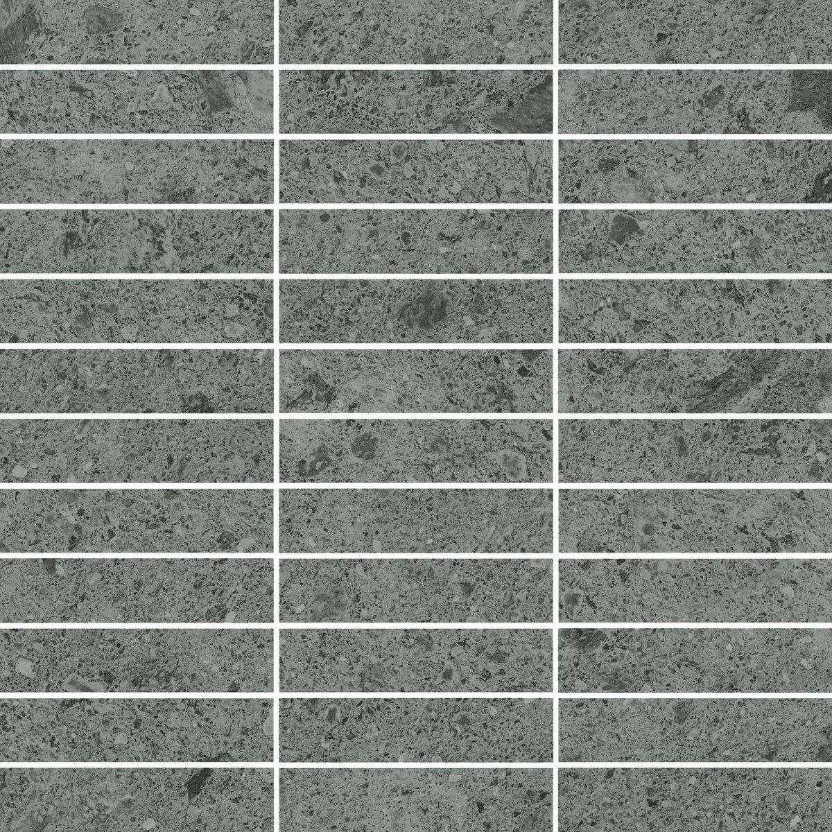 Genesis Saturn Grey Mosaico Grid 30x30