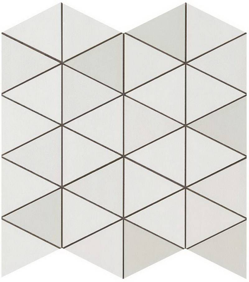 Atlas Concorde MEK Light Mosaico Diamond Wall 30.5x30.5
