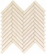 9SHE Marvel Cream Prestige Herringbone Wall 30.5x30