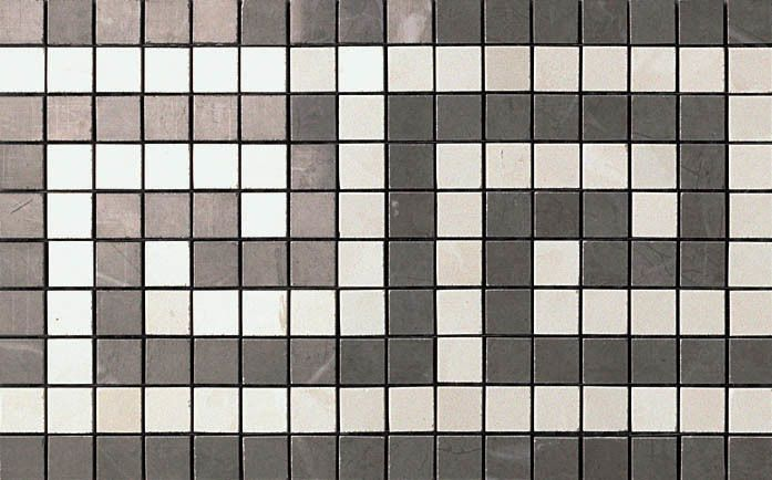 ASM9 Marvel Grey/Moon Greca Mosaico 18.5x30